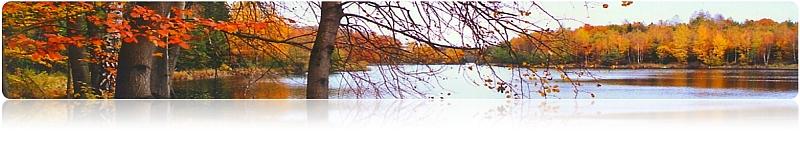 Pomorze Zachodnie - Jezioro Trzebien kolo Porostu