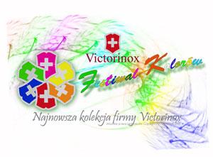 Festiwal Kolorowych Noży Kuchennych Victorinox